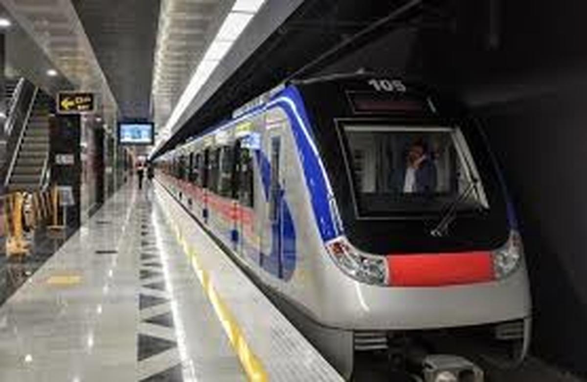 درروزهای دهم و هفدهم بهمن خط شش متروی تهران سرویس دهی ندارد
