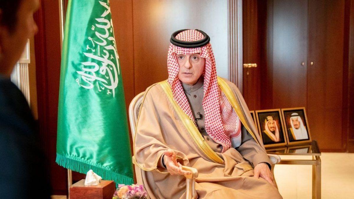 عادلالجبیر  |   سلاح هستهای قطعا یک گزینه برای عربستاناست