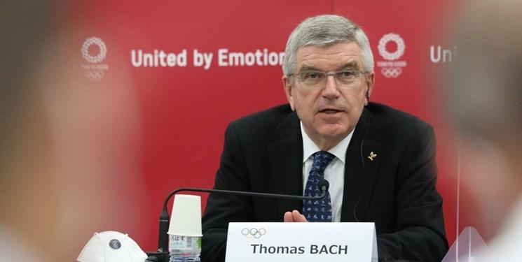 باخ   |   وظیفه ما برگزاری المپیک است نه لغو آن