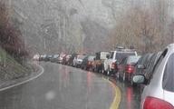 مدیریت راهها نسبت به وقوع بارش ها در برخی محورها هشدار داد