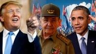 تصمیم ترامپ برای بازگردان کوبا به فهرست حامیان مالی تروریسم
