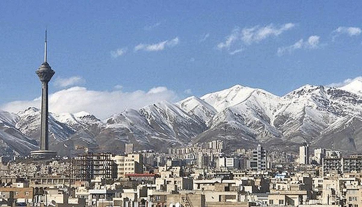 وضعیت هوای تهران چگونه است؟