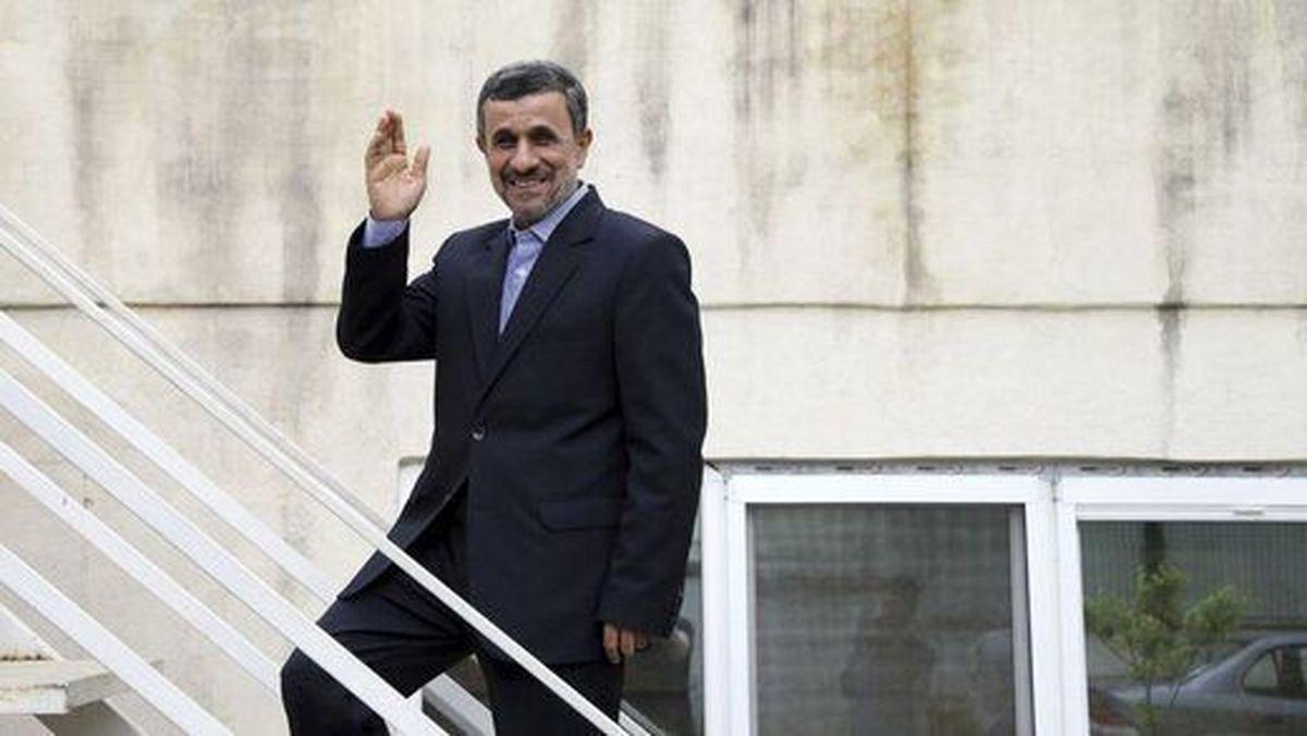 جنجال های احمدی نژاد | با میرحسین موسوی دوست بودم الان هم هستم!