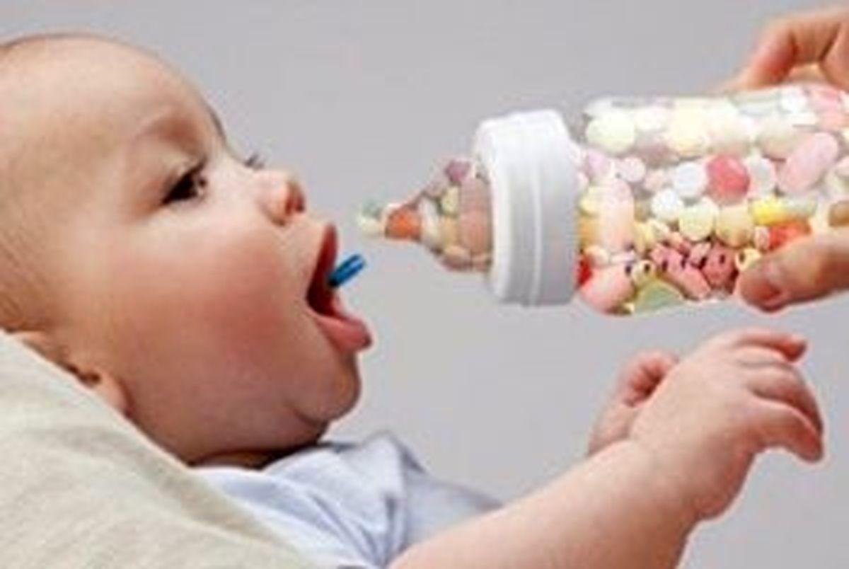 مضرات آنتی بیوتیک برای سلامتی کودکان