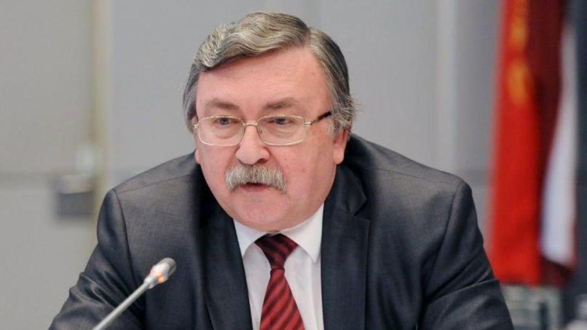 میخائیل اولیانوف : در نشست بعدی مواضع خود را بیشتر شرح دهند تا روند گفتوگوها تسریع شود.