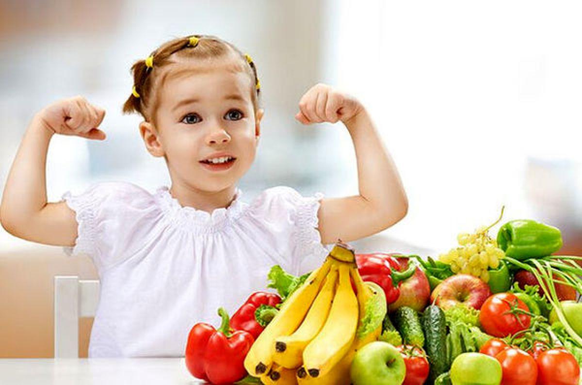 با این مواد خوراکی مغز کودکان را تقویت کنید