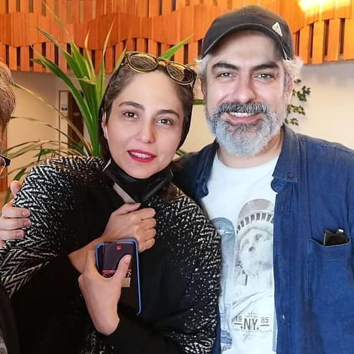 عکسهایی جدید از زوج بازیگرمطرح سینمای ایران