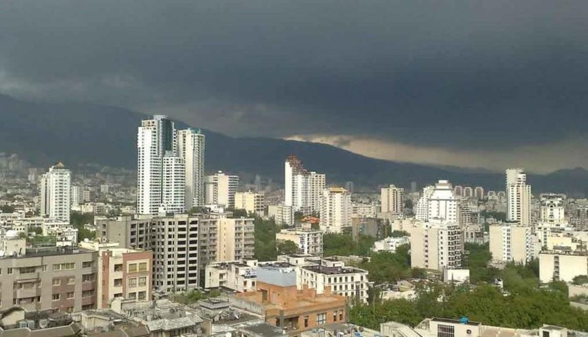  تهران و ریسک زلزلههای اخیر دماوند