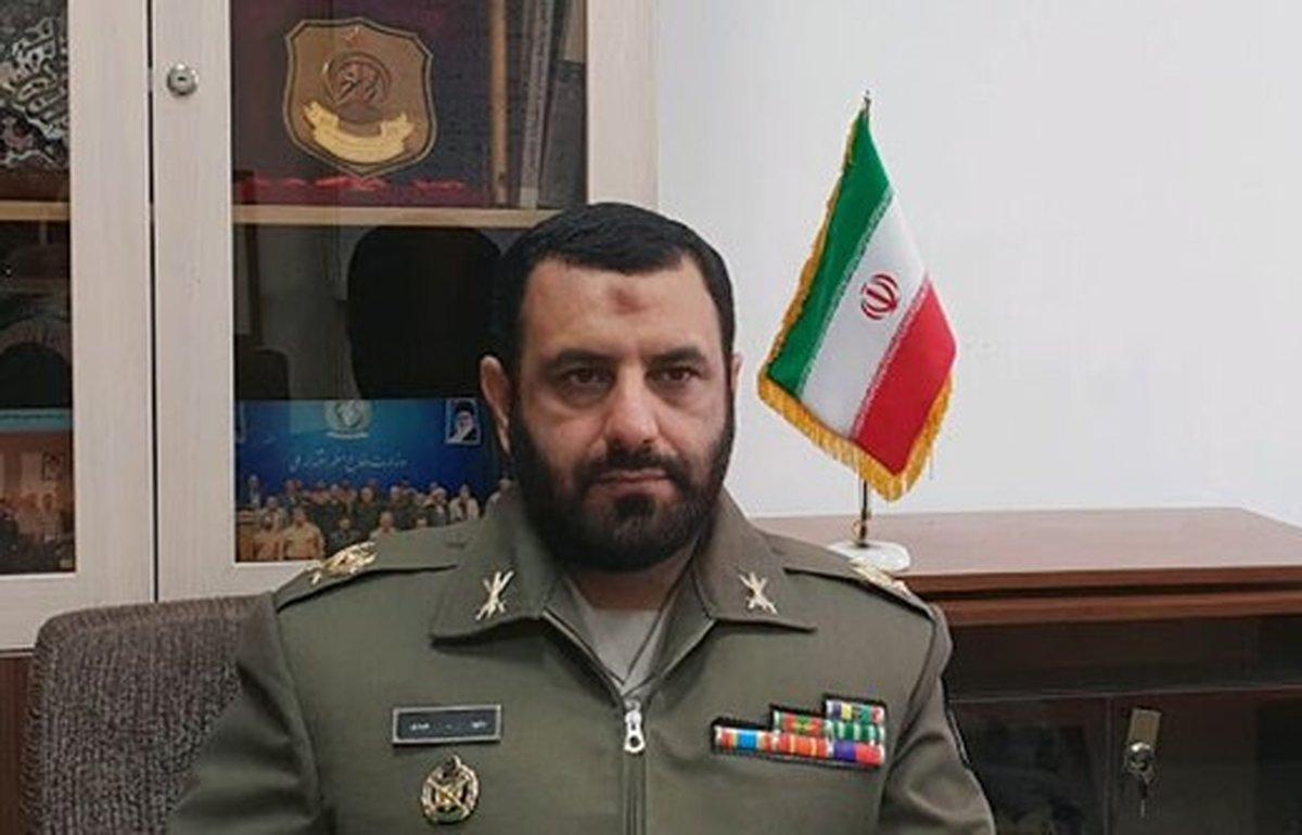 توضیحات امیرسرتیپ دوم عبدی درباره منشا نور و صدای انفجار در شرق تهران