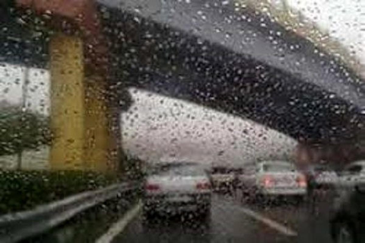 بارش باران برای تهران وچند استان دیگر