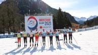 اسکیبازان ایران در اسپرینت قهرمانی جهان از آخر اول شدند!