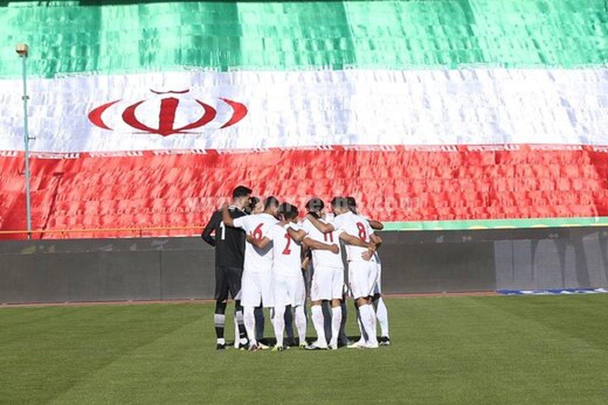 صعود 5 پلهای تیمملی فوتبال ایران در رنکینگ فیفا