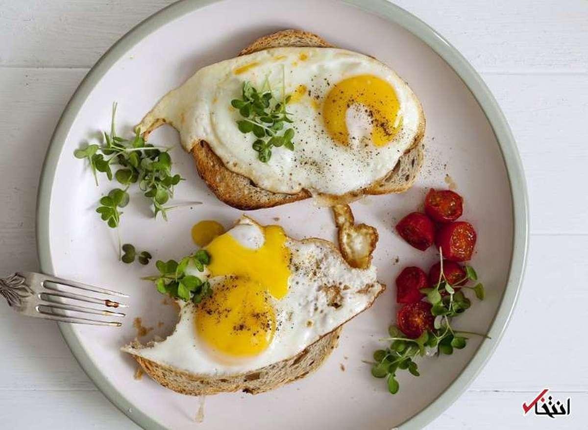 صبحانه ای که باعث افزایش قند و چربی می شود
