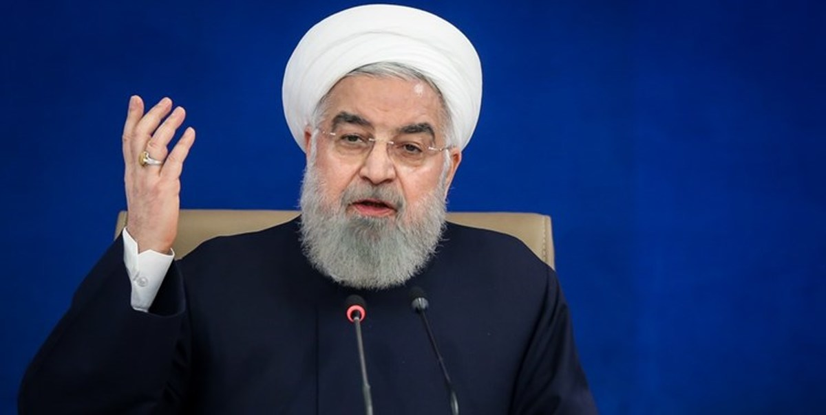 روحانی: ما امروز صادرکننده بنزین و گازوییل هستیم