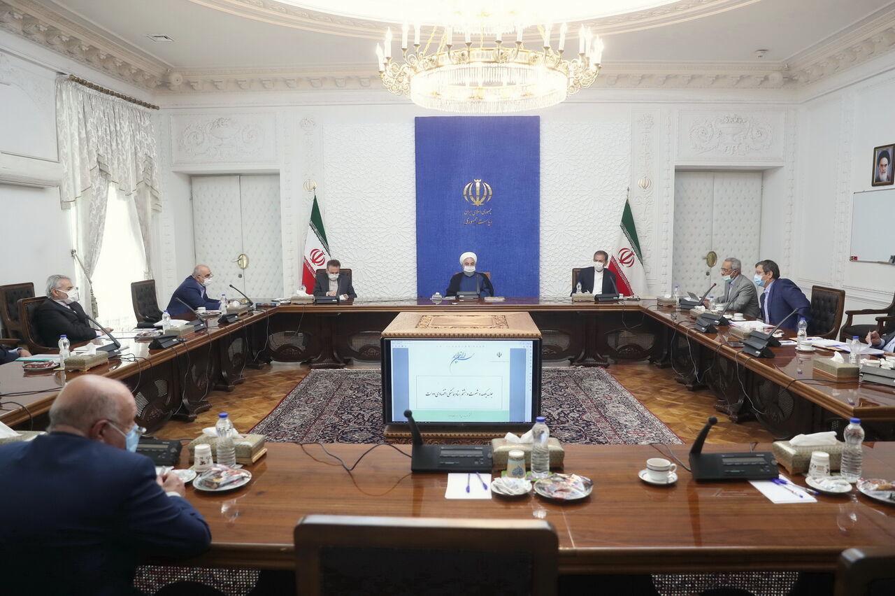 روحانی: بهرهبرداری گسترده مدیریتی از سامانه جامع تجارت ضروری است