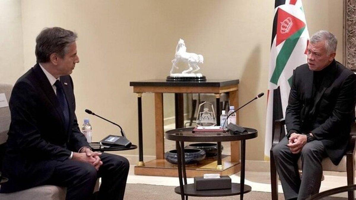 پادشاه اردن: باید وضعیت تاریخی و قانونی قدس و مقدسات آن حفظ شود