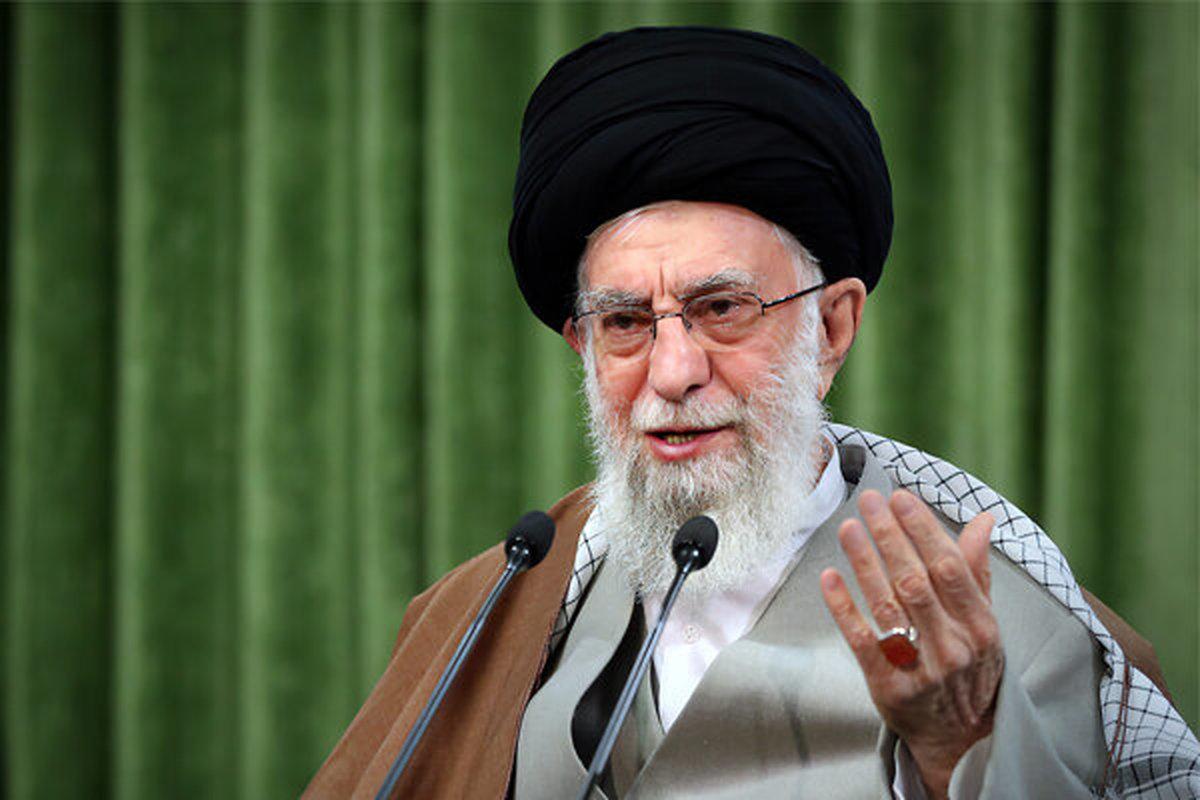توئیت جدید سایت رهبر انقلاب با هشتگ برکت ایران