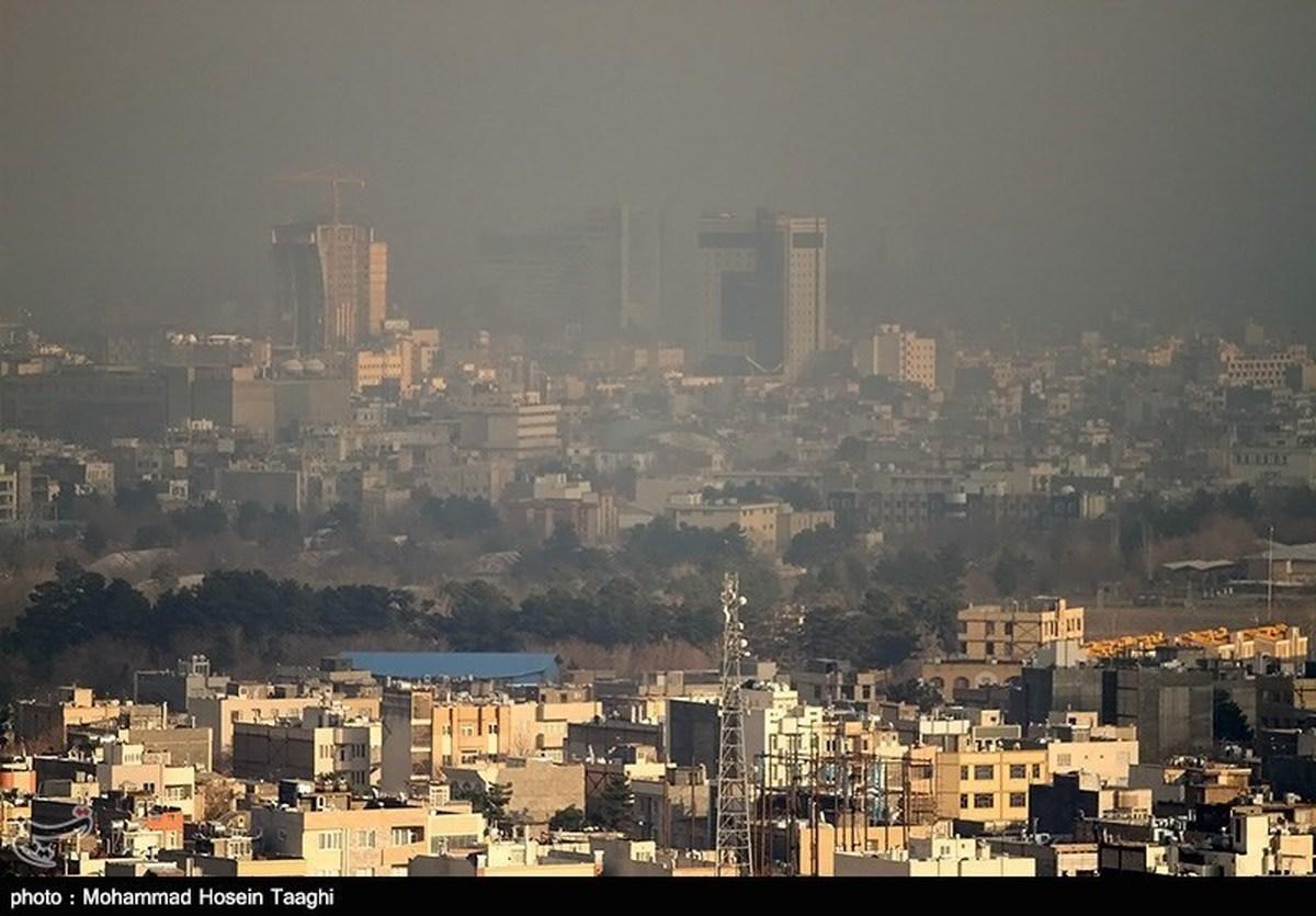 کیفیت هوا در ۱۸ منطقه مشهد در وضعیت هشدار است.