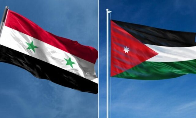 رایزنی رئیس ستاد مشترک اردن و وزیر دفاع سوریه درباره پروندههای امنیتی مشترک
