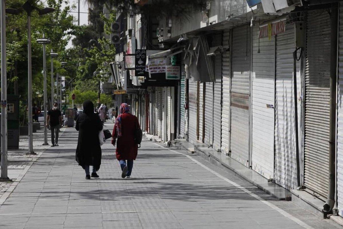 تعطیلی بازار تهران در تعطیلات ۶ روزه
