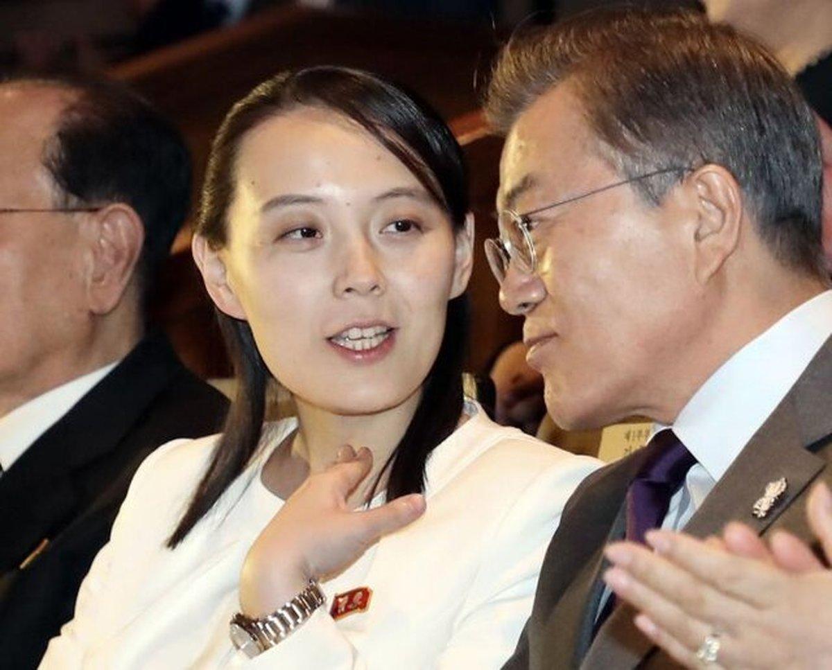 هشدار تند خواهر رهبر کره ی شمالی به کره ی جنوبی