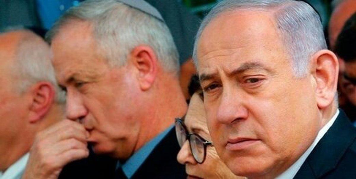 وزیر جنگ رژیم صهیونیستی، نتانیاهو را آشغال توصیف کرد