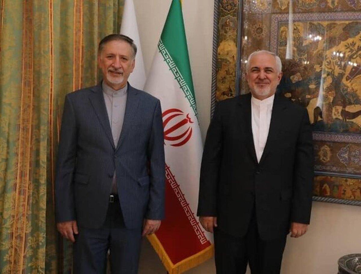 معاون ظریف، سفیر ایران در انگلیس شد