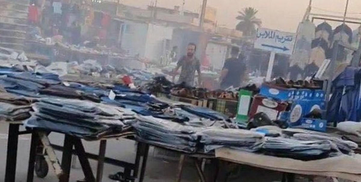 انفجار  مرگبار در شهرک صدر + جزئیات