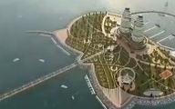 نخستین جزیره مصنوعی کشور در دریای خزرساخته خواهد شد