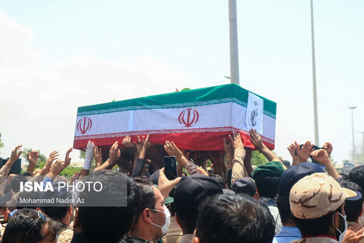 تشریح ابعاد جدید حادثه انفجار ناوچه کنارک از سوی دادستان نظامی استان تهران