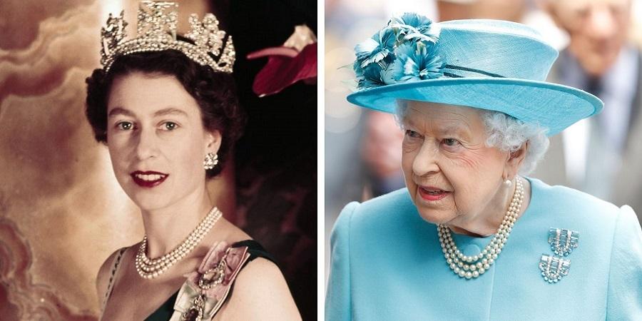 دلیل علاقه ی ملکه انگلیس به گردنبندی که همیشه به گردن دارد