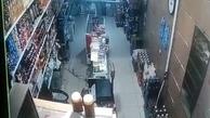 وقوع زلزله در مریوان + ویدئو