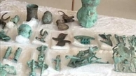 ۳۰ شیء باستانی ایران به کشور به زودی بازمیگردد