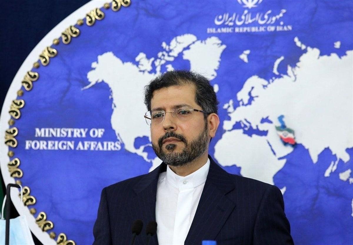 سخنگوی وزارت خارجه ایران دیدار با مقامات آمریکایی در بغداد را تکذیب کرد