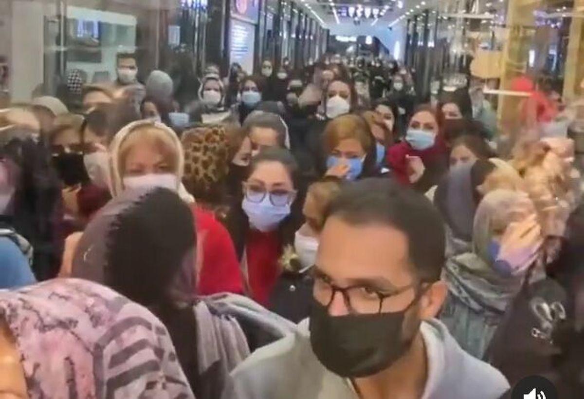 پلیس تهران: جلوگیری از فعالیت واحد صنفی متخلف در شهرک غرب