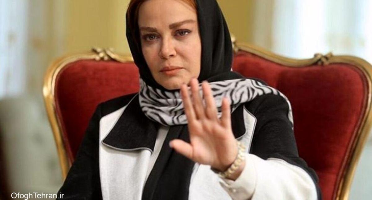 بازیگر  پر حاشیه فضای مجازی دست به دامان  مردم شد +عکس