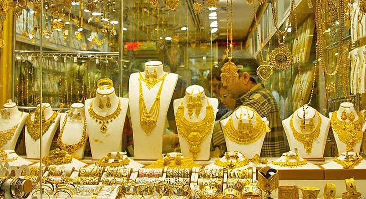افت قیمت طلا در بازار