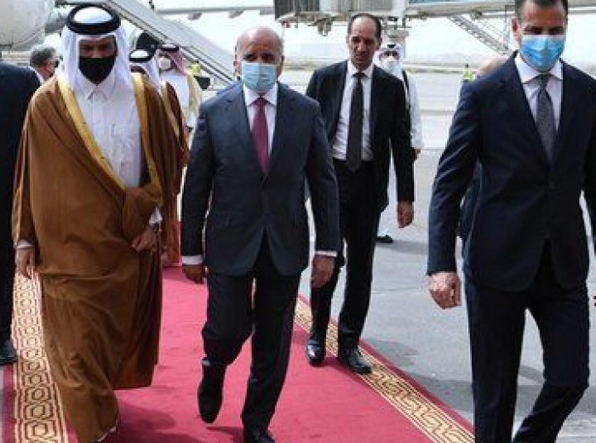 نگرانی جدید عربستان؛ قطر زیر سایه ایران، در حال نفوذ به عراق است
