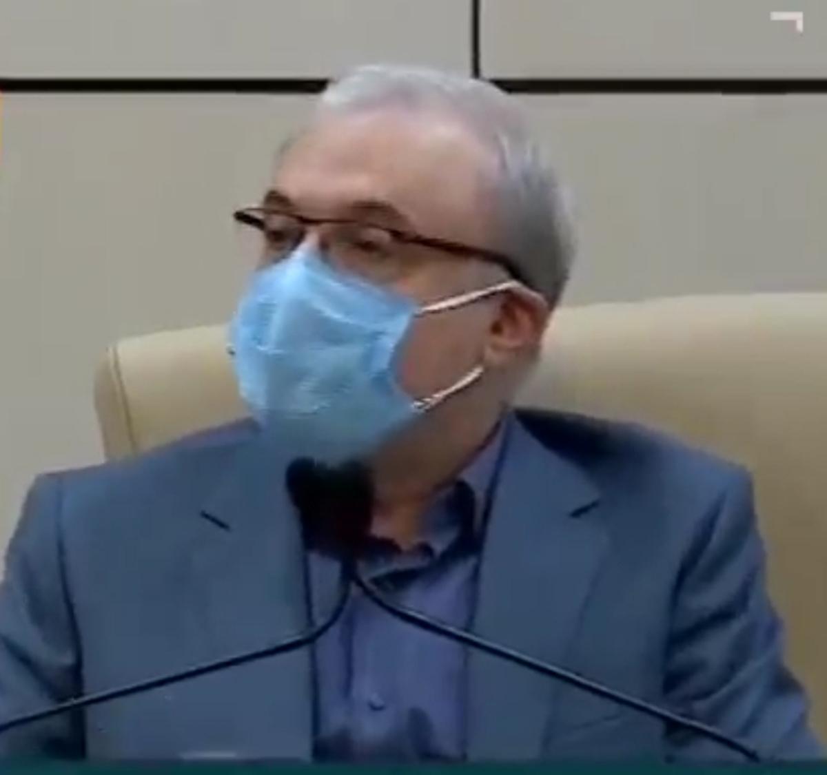 حمله نمکی به روحانی + ویدئو