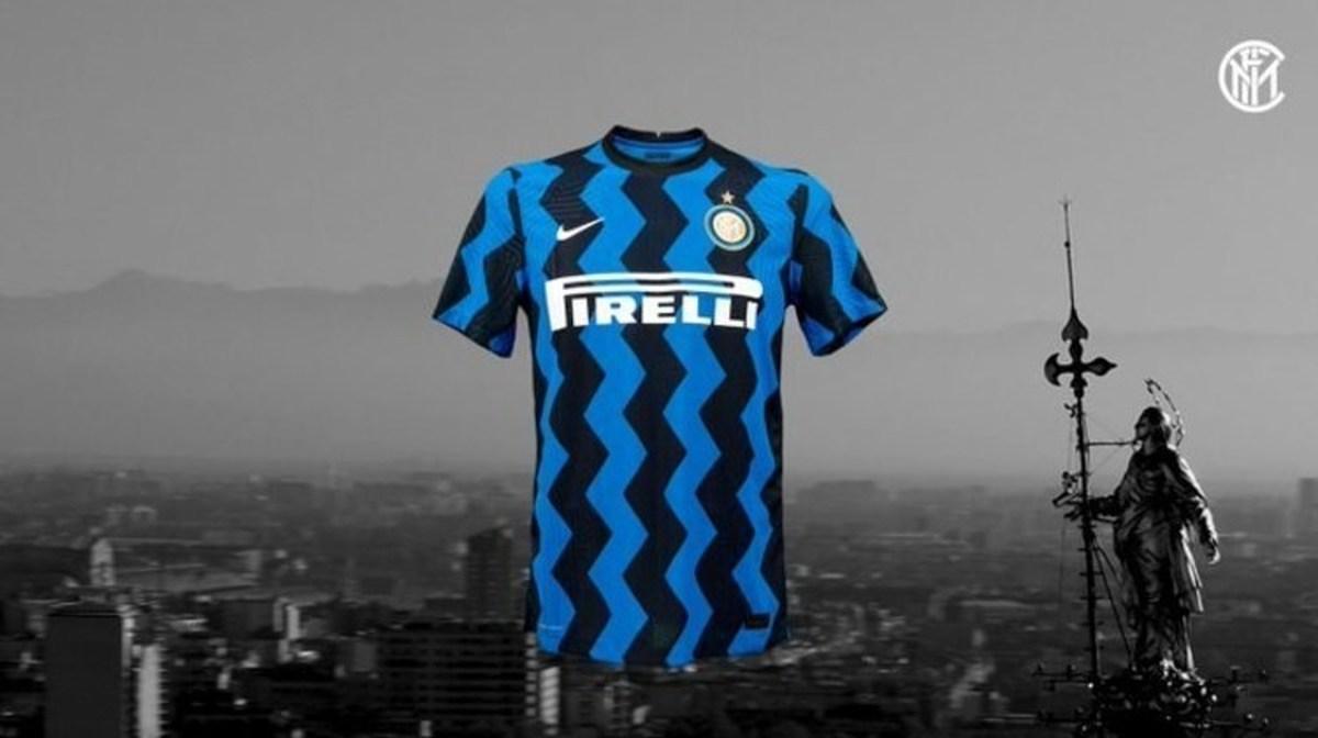 نماد شهر میلان   پیراهن جدید اینتر + عکس
