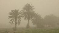 ورود توده جدید گرد و غبار از سوی کشور عراق به ایران