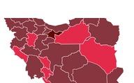 محدودیت های شهرهای قرمز / محدودیت های شهرهای نارنجی +جدول