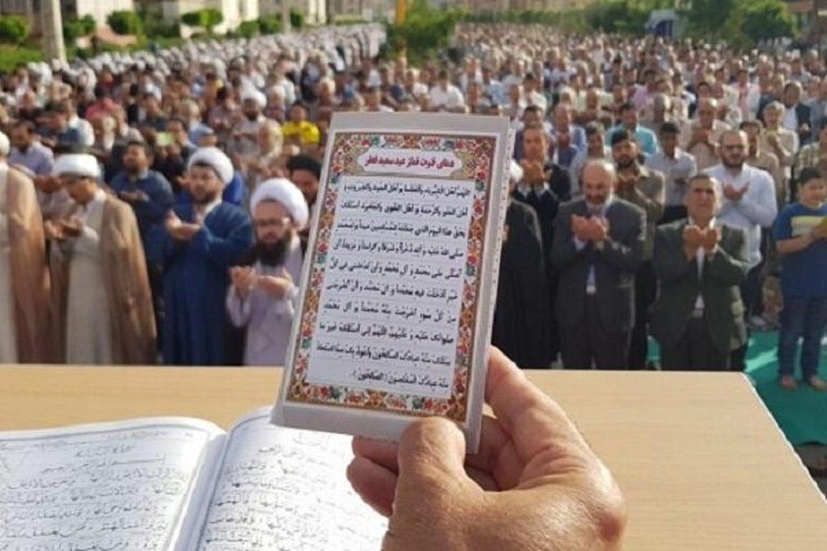 برگزاری اقامه نماز عید فطر توسط نماینده رهبر انقلاب در دانشگاهتهران