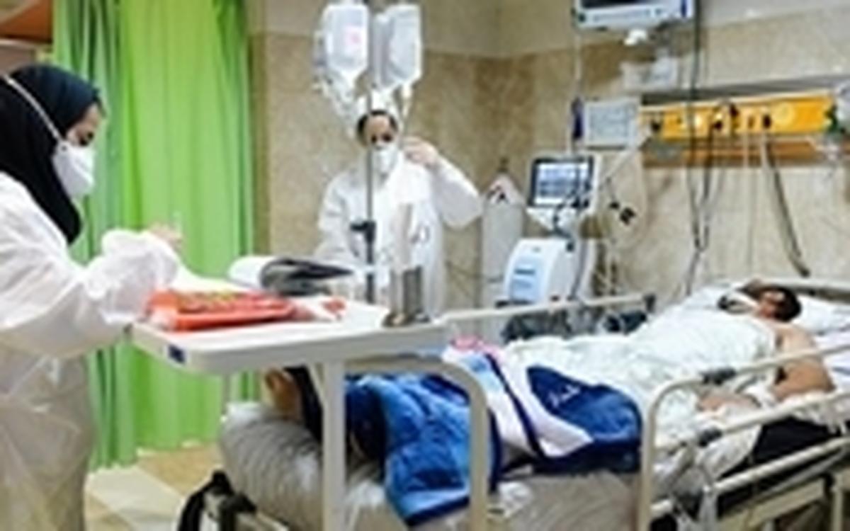 خانوادههای بیماران راهی صفهای خرید کپسول اکسیژن