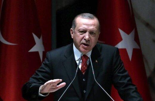 اردوغان برای کرونا هم خط و نشان کشید