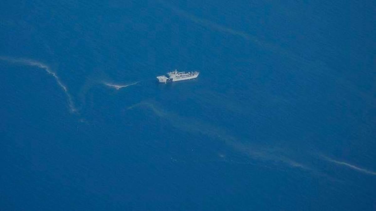 زیردریایی غرق شده اندونزیایی پیدا شد