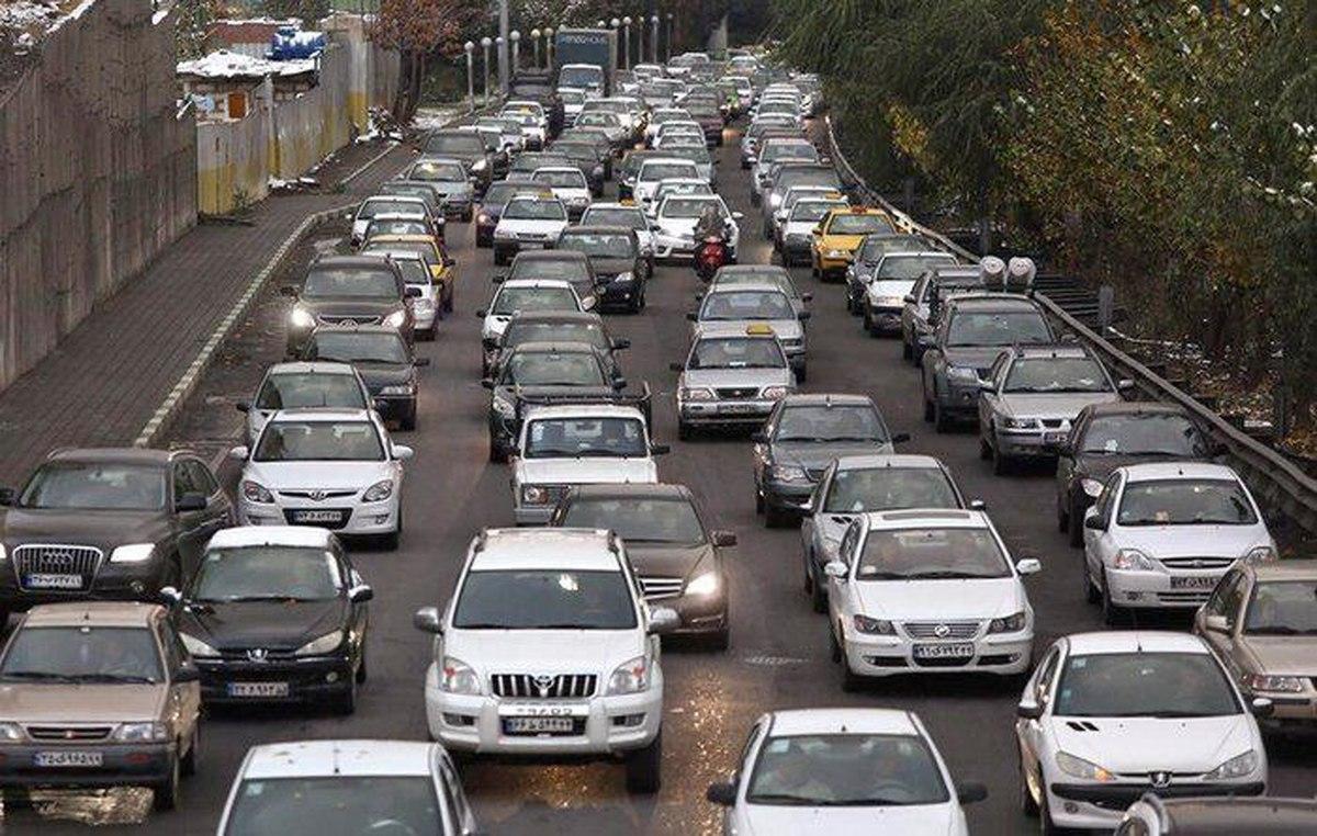 ممنوعیت تردد در فیروزکوه / وضعیت نارنجی است