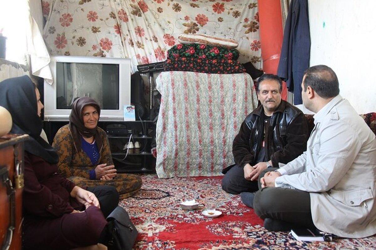 خانودهای با سه معلول در مهاباد صاحب مسکن شد