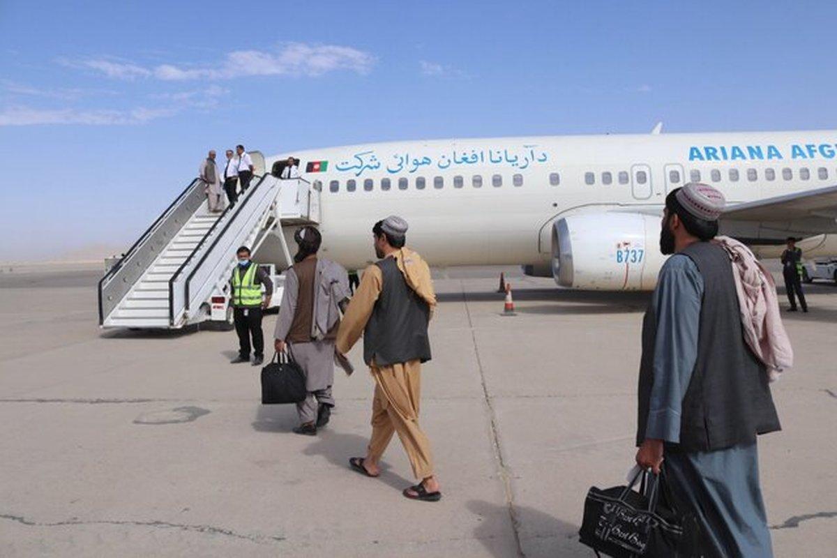 فرودگاه کابل رسما به روی پروازهای داخلی و بینالمللی باز شد