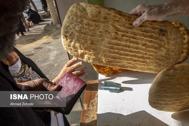 نانواییها در صدر دریافت اخطارهای کرونایی